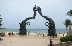 Carmen del playa Στοκ φωτογραφία με δικαίωμα ελεύθερης χρήσης