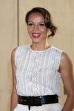 Carmen Ejogo arrives at the ABC / Disney International Upfronts Royalty Free Stock Photos