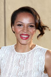 Carmen Ejogo arrives at the ABC / Disney International Upfronts Stock Image