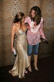 Carmen Electra,Daisy Fuentes Royalty Free Stock Photo