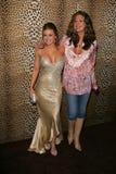 Carmen Electra,Daisy Fuentes Royalty Free Stock Photos