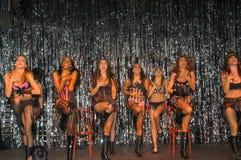 Carmen Electra, die Pussycat-Puppen lizenzfreies stockfoto