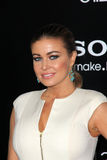 Carmen Electra, pègre Photo stock