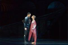 Carmen i Jose Obraz Stock