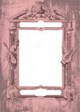 Carmen Insignia Frame Immagini Stock Libere da Diritti