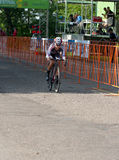 Carmen Small at North Star Time Trial Stock Photography