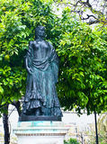 Carmen. The statue to Bizet's Carmen located near the Maestranza Bullring, Seville Royalty Free Stock Image