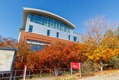 Carmichael rekreationmitt på NC-delstatsuniversitetet Arkivfoto