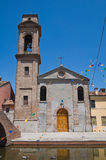 Carmine church. Comacchio. Emilia-Romagna. Italy. Stock Photo
