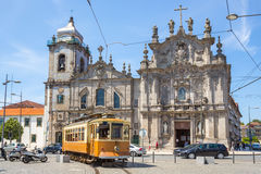 Carmo Church and Carmelites Church. Porto Portugal Royalty Free Stock Photos