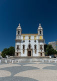 Carmo Church in Faro, Portugal Stock Photos