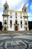 Carmo Church in Faro, Portugal Stock Images