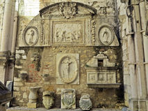 Carmo Church, Lisbon Stock Photos
