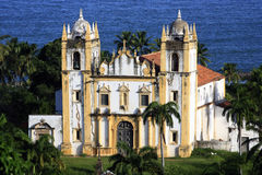 Carmo church olinda Stock Photo