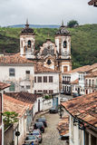Carmo Church Ouro Preto Royalty Free Stock Image