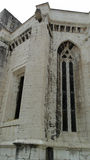 Carmo Convent, Lisbon, Portugal Royalty Free Stock Photos