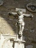 Carmo convent in lisbon Stock Photos