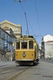 Carmo tram at Porto, Portugal. Carmo old tram at Porto, Portugal Stock Images