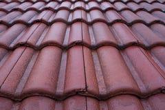 carmona堡垒门屋顶塞维利亚西班牙瓦片 库存图片