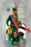 Carmona, καρναβάλι 12 Στοκ Εικόνα
