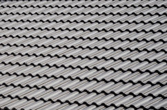 carmona κεραμίδια της Σεβίλης Ισπανία στεγών πυλών φρουρίων στοκ εικόνα