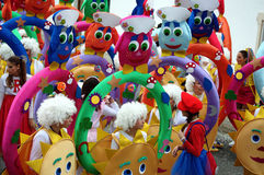 Carmona, carnaval 7 Fotografia de Stock Royalty Free