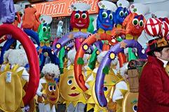Carmona, carnaval 26 Fotografia de Stock Royalty Free