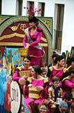 Carmona, Carnival 9 Stock Photography