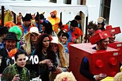 Carmona, Carnival 13 Royalty Free Stock Images