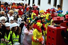 Carmona, Carnival 14 Stock Images