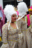 Carmona, Carnival 19 Royalty Free Stock Images