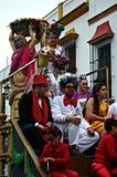 Carmona, Carnival 21 Stock Image