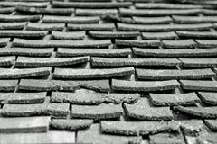 carmona forteczne bramy dachu Seville Spain płytki zdjęcie stock