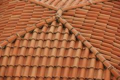 carmona forteczne bramy dachu Seville Spain płytki zdjęcia royalty free