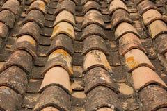 carmona forteczne bramy dachu Seville Spain płytki obrazy royalty free