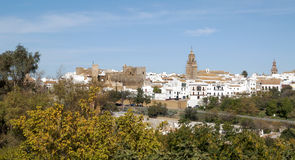Carmona town Royalty Free Stock Photos