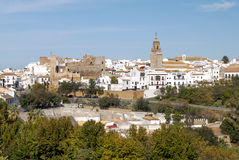 Carmona town Stock Images