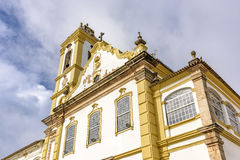 Carmos convent and church Royalty Free Stock Photography