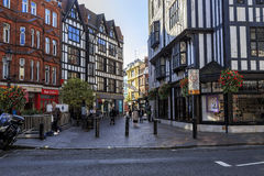 Carnaby Street, London Royalty Free Stock Images