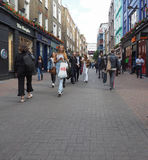 Carnaby Street in London Stock Photo