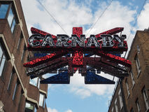 Carnaby Street in London Royalty Free Stock Images