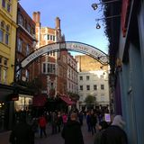 Carnaby Street - London Royalty Free Stock Photos