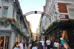 Carnaby Street Stock Images