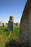Carnac. Dolmens Stock Photography