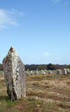 Carnac Royalty Free Stock Photo