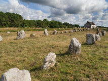 Carnac, Brittany royalty free stock image