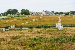Carnac Royalty Free Stock Photos