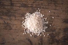Carnaroli italian rice Royalty Free Stock Photography