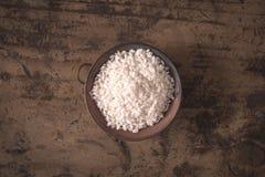 Carnaroli italian rice Stock Photography