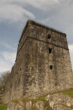 Carnasserie Castle. View of Carnasserie Castle, Kilmartin from the south-east. The structure is a tower house or square keep Stock Image